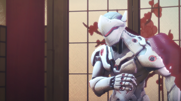 Red Colors - Genji by ShushiKillers