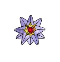 Starmie by Hunchdebunch