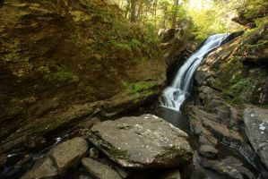 Campbell's Falls - VI by froggynaan