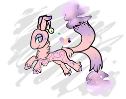 Creature Adopt #1: Celestial being (Open) by AgentPurplePaws101