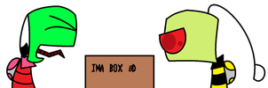 INVADERS NEED BOXES!!~ request for InvaderVik27 by Agentmothman-10