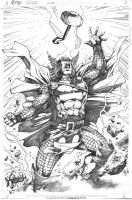 Mighty Thor by MARCIOABREU7