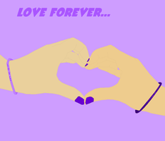 Love Forever... by AxelLion13
