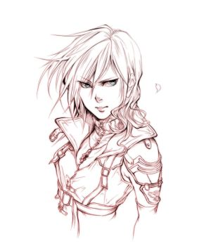 Lightning by f-wd