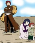 The Fifth Kazekage's Family 2 by xChibiMinervax