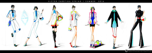 VF Spring/Summer 2014 by Neko-Vi