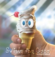 The Life and Times of Swirly van Coco by Aart-ish