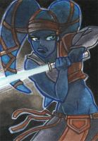 Aayla Secura by mainasha