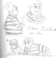 L'Eleve Ducobu by TheFrenchGal