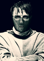 Hannibal Lecter by Arrette