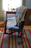 rocking chair 2 by LucieG-Stock