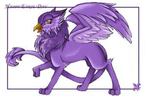 proudly purple by aquarene