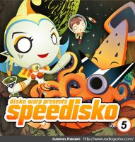 Speedisko Vol. 5 cover art by GoshaDole