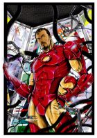 The Iron Man by jlonnett