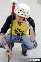 Trafalgar Law 2 JES 2012 by akatsuki06fr