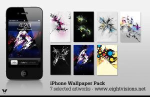 eightvisions iPhone Wallpapers by ephix