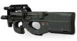 MW3: P90 by FPSRussia123