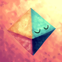 triangular friend by Slitherbot