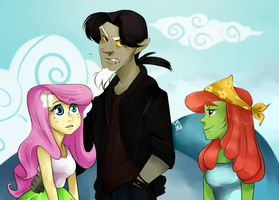 Jealous discord by Lain444