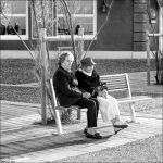 Two old ladies by Markotxe