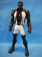 Custom 12 inch Mr. Terrific Figure by cusT0M