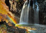 Norway wilderness falls by Fishermang