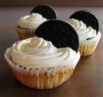 Oreo Cupcakes by PoptartsAreSexyy