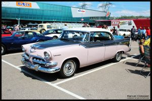 1956 Dodge Royal Lancer by compaan-art