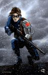 Winter Soldier by Tloessy