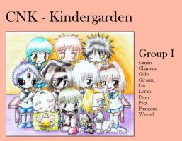 CNK - Kindergarden: Group I by Neowitch