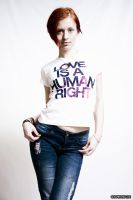 Love is a human right by KybeleModel