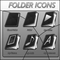 Luke's Folder Icon Set v1.2 by Luk3V