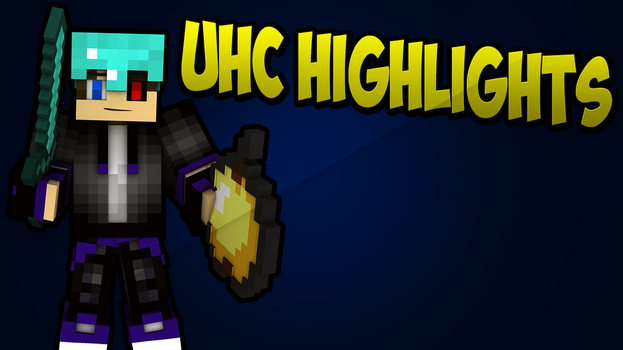 UHC Thumbnail by MonsterKirby