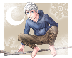 Jack Frost by hikarurain