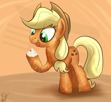 TMAC - Apple Pie Applejack by Pirill-Poveniy