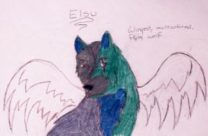 Elsu-For Lady-Dragoness11 by wolfgrl1492