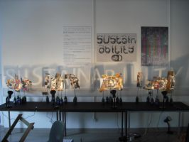 Sustainability 3D by Candoleman
