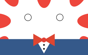 Peppermint Butler Wallpaper by marck2009