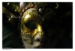 Le Masque II by mizzuae