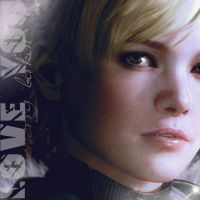 sherry birkin ICON by NeechanAngel