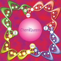 ChemiQueens BoardGame by ruggala08