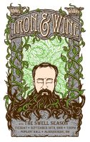 Iron and Wine by jonito