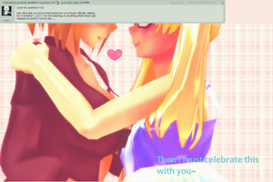 Time To Celebrate by Ask-MMD-Igiko