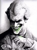 The Joker by MrEiss98