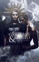 Artemis and Apollo by lyscarlett