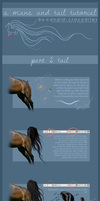 Mane and Tail Tutorial: Part 2 by candid-crocodiles