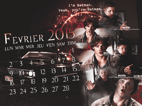 February 2015  Supernatural by N0xentra