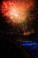 Edinburgh Military Tattoo 3 by wildplaces