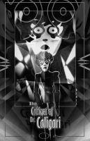 THE CABINET OF DR. CALIGARI by Dimestime
