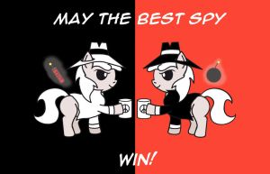 May the best spy win! by GoggleSparks